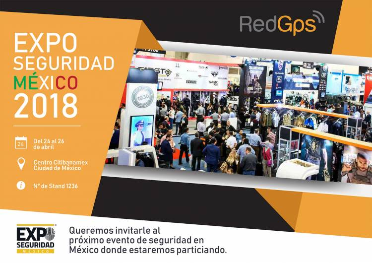 Expo Seguridad Mexico 2018